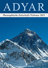 ADYAR - Theosophische Zeitschift   Februar 2015