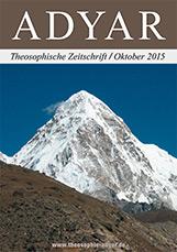 ADYAR - Theosophische Zeitschift | Oktober 2015