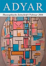 ADYAR - Theosophische Zeitschift | Februar 2016