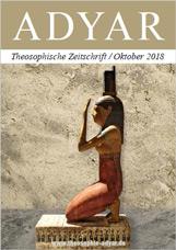ADYAR - Theosophische Zeitschift | Oktober 2018