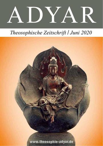 ADYAR - Theosophische Zeitschift   Juni 2020
